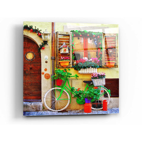 Epic Art 'Ciao Bella I' Acrylic Glass Wall Art