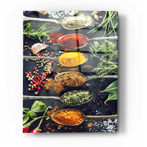 Epic Art 'A Pinch of Spice' Acrylic Glass Wall Art