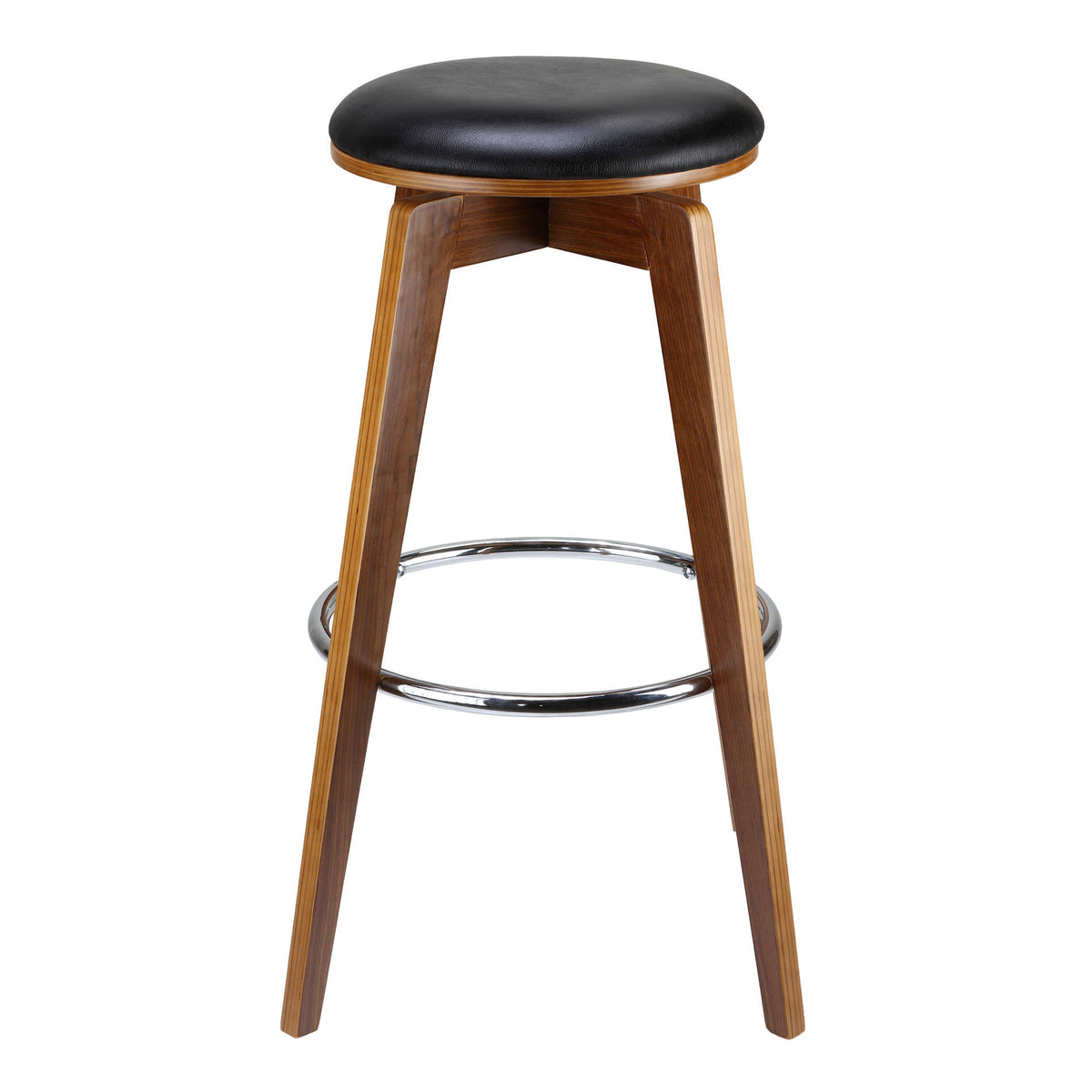 Cortesi Home Draven Counterstools with Swivel Seat (Set of 2)
