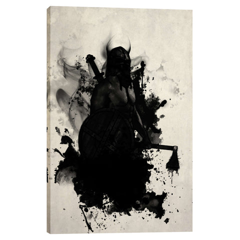 "Image of Cortesi Home ""Viking"" by Nicklas Gustafsson, Giclee Canvas Wall Art"