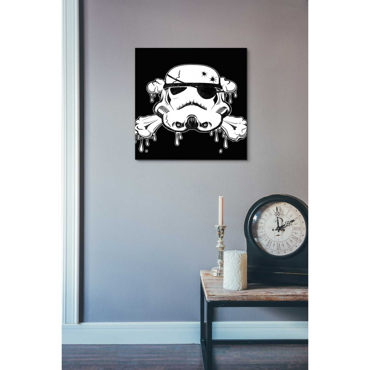 "Cortesi Home ""Pirate Trooper"" by Nicklas Gustafsson, Giclee Canvas Wall Art"