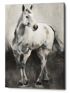 "Epic Graffiti ""Copper And Nickel White Grey"" by Marilyn Hageman, Giclee Canvas Wall Art, 40""x60"""
