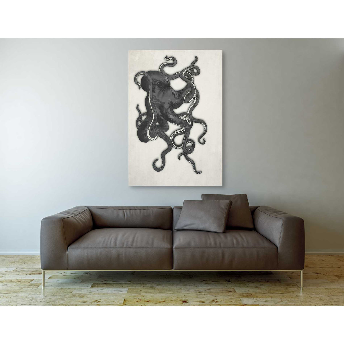Cortesi Home 'Octopus' by Nicklas Gustafsson, Canvas Wall Art,40 x 60