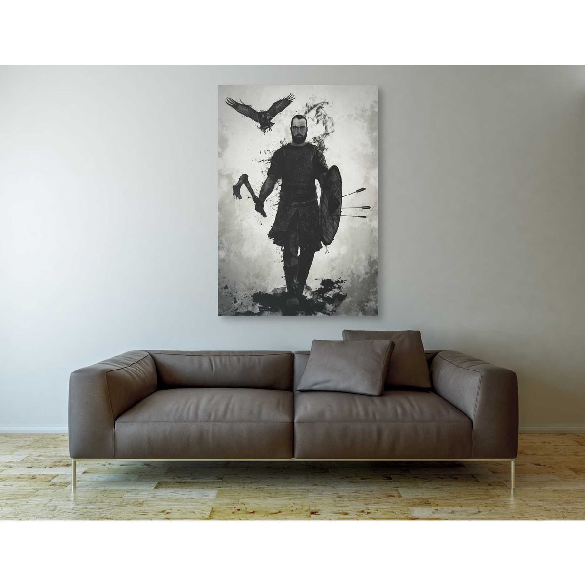 Cortesi Home 'To Valhalla' by Nicklas Gustafsson, Canvas Wall Art,40 x 60