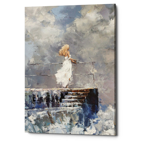 "Epic Graffiti ""The Storm"" by Alexander Gunin, Giclee Canvas Wall Art"
