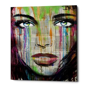 "Epic Graffiti ""Bell"" by Loui Jover, Giclee Canvas Wall Art"