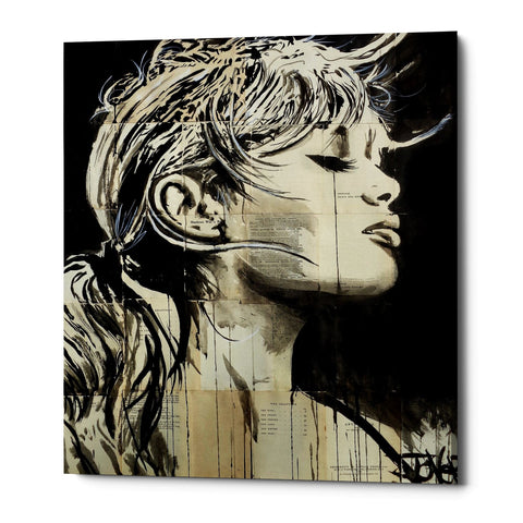 "Epic Graffiti ""Enchanted"" by Loui Jover, Giclee Canvas Wall Art"