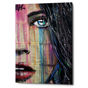 "Epic Graffiti ""Fahrenheit"" by Loui Jover, Giclee Canvas Wall Art"