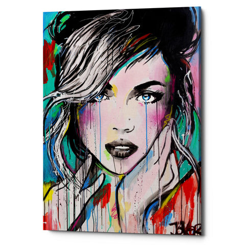 "Epic Graffiti ""Forever"" by Loui Jover, Giclee Canvas Wall Art"