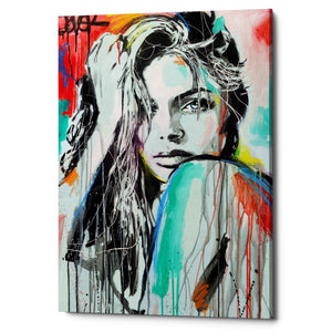 "Epic Graffiti ""In Spirit"" by Loui Jover, Giclee Canvas Wall Art"