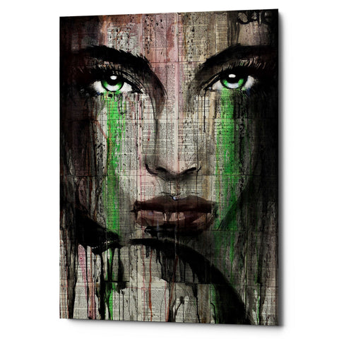 "Epic Graffiti ""Nordica"" by Loui Jover, Giclee Canvas Wall Art"