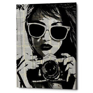 "Epic Graffiti ""Shoot"" by Loui Jover, Giclee Canvas Wall Art"