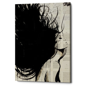 "Epic Graffiti ""The New Minstrel"" by Loui Jover, Giclee Canvas Wall Art"