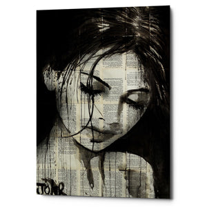 "Epic Graffiti ""Wild Daisy"" by Loui Jover, Giclee Canvas Wall Art"