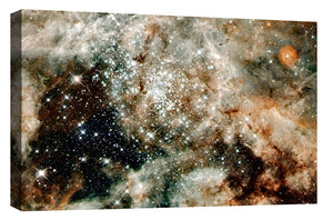 "Epic Graffiti ""30 Doradus""  Hubble Space Telescope Giclee Canvas Wall Art"