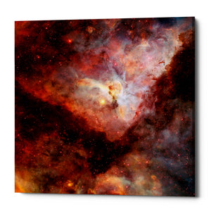 "Epic Graffiti ""Dark Nebulae"" Hubble Space Telescope Giclee Canvas Wall Art"