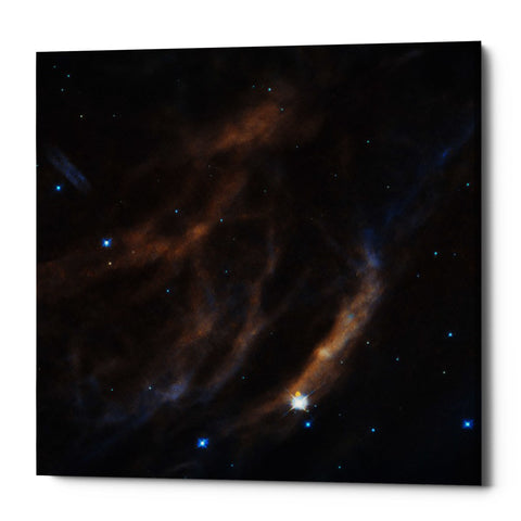 "Epic Graffiti ""Within Canis Majoris"" Hubble Space Telescope Giclee Canvas Wall Art"