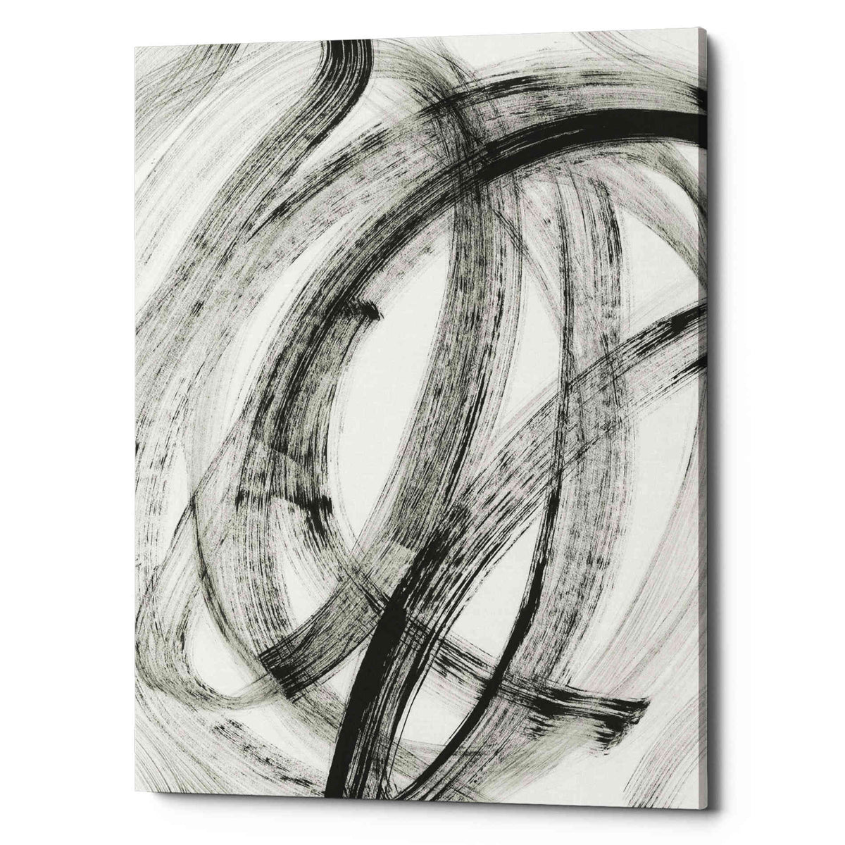 Epic Graffiti 'Going in Circles' Giclee Canvas Wall Art