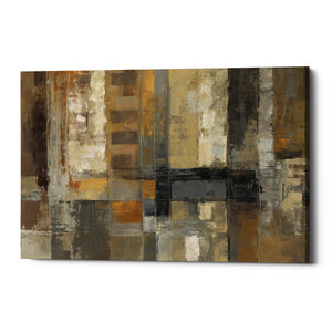 "Epic Graffiti ""One Way Street"" by Silvia Vassileva, Giclee Canvas Wall Art"