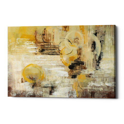 "Epic Graffiti ""Soft Glow"" by Silvia Vassileva, Giclee Canvas Wall Art"
