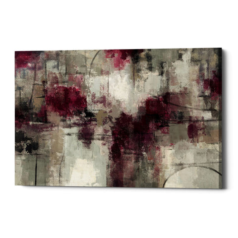 "Epic Graffiti ""Stone Gardens"" by Silvia Vassileva, Giclee Canvas Wall Art"