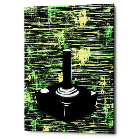 "Epic Graffiti ""Joystick"" by Craig Snodgrass, Giclee Canvas Wall Art"