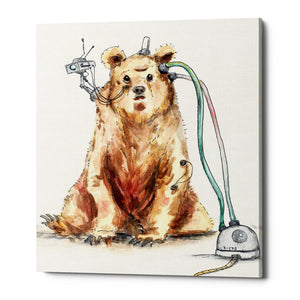 "Epic Graffiti ""Ruxpin"" by Craig Snodgrass, Giclee Canvas Wall Art"