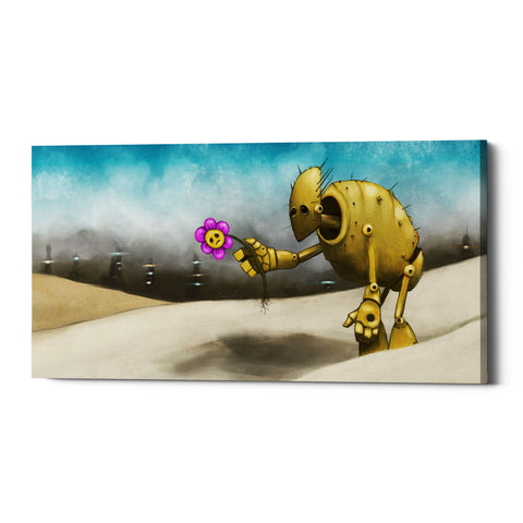 "Epic Graffiti ""Them Days Are Gone"" by Craig Snodgrass, Giclee Canvas Wall Art"