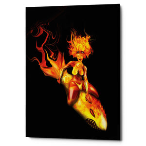 "Epic Graffiti ""Bombs Away"" by Michael Stewart, Giclee Canvas Wall Art"