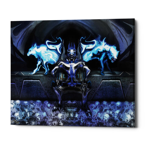 "Epic Graffiti ""Krown"" by Michael Stewart, Giclee Canvas Wall Art"