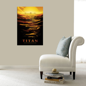 Epic Graffiti Visions of the Future: Titan Acrylic Wall Art, 20