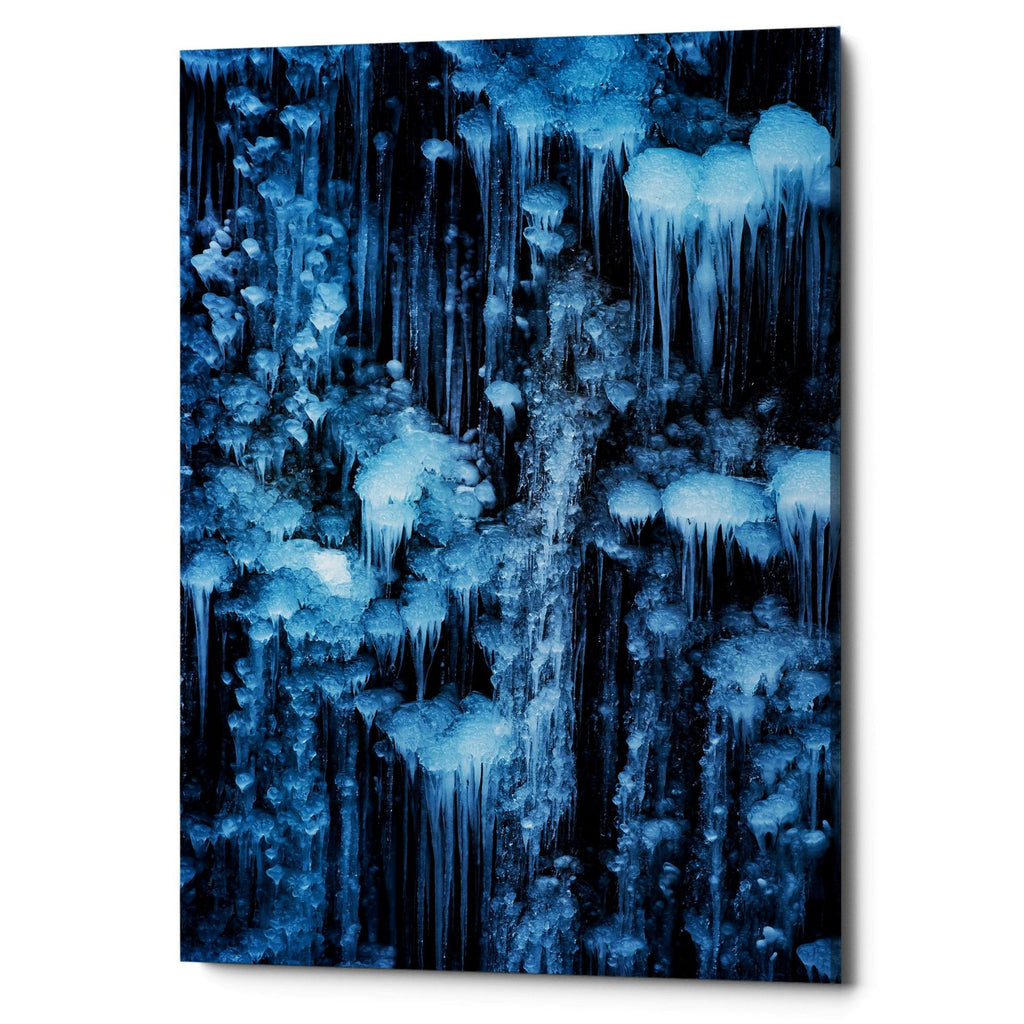 "Epic Graffiti ""Dripping in Diamonds"" by Darren White, Giclee Canvas Wall Art"