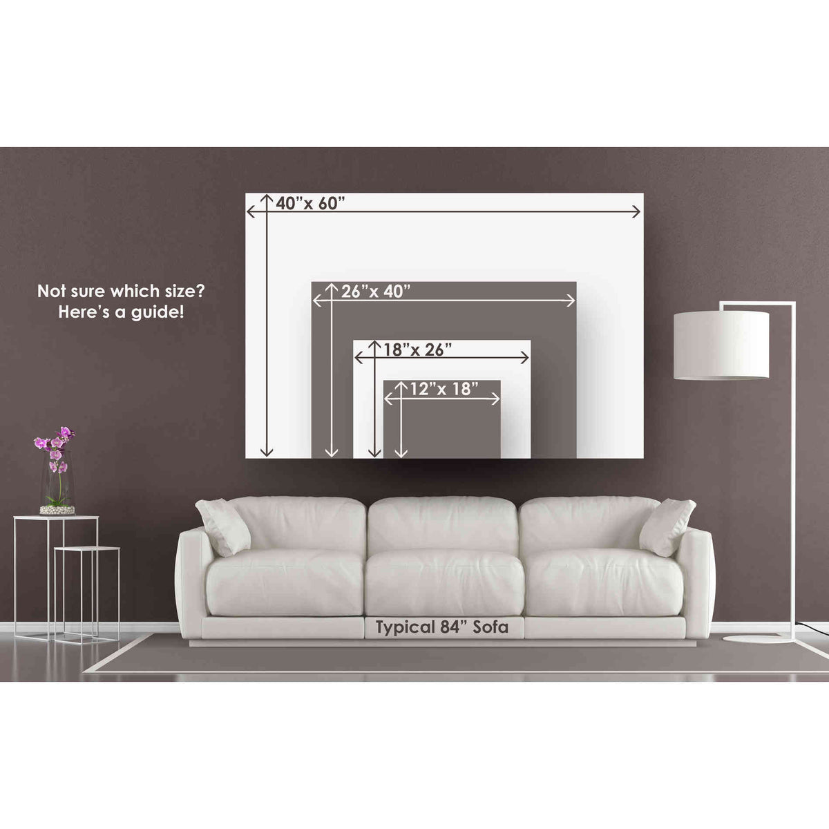 """Cortesi Home 'The Answer' by Mario Sanchez Nevado, Canvas Wall Art,Size 2 Landscape"""