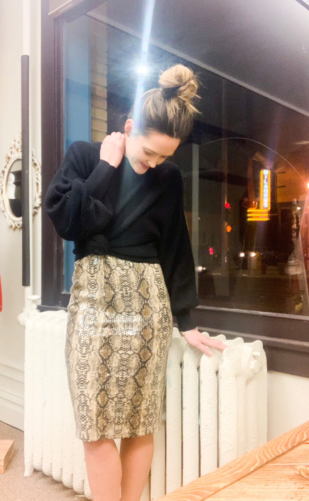 Spicy Pencil Skirt (NEW ARRIVAL)