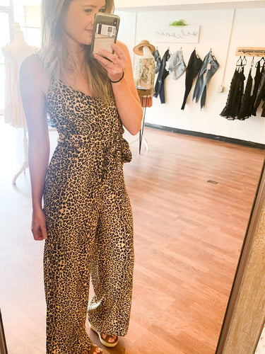 Wild and Free Jumpsuit (NEW ARRIVAL)