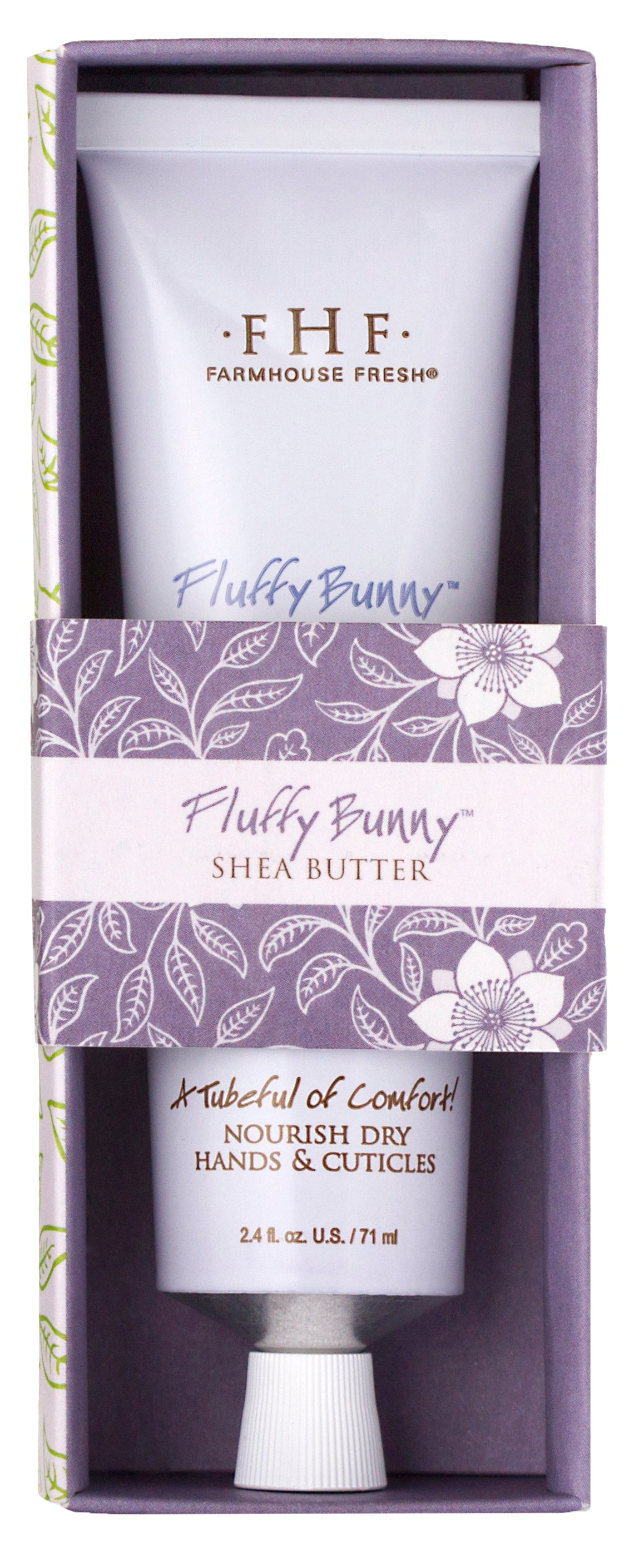A tubeful of joy.   Drench your hands in irresistible yum!   our lightest, fluffiest scent will swirl you into a dream-like state with mint-julep, cream, and just a hint of lavender. It's fresh, but uplifting and delicious at the same time.