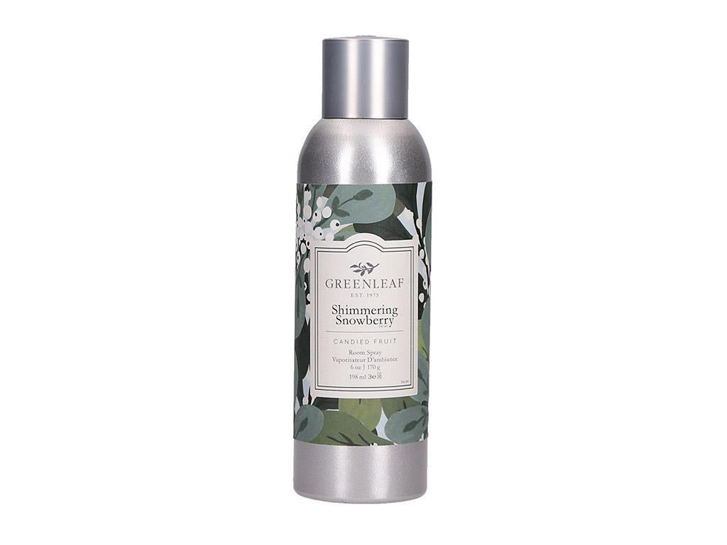 Holiday fragrance Snowberry room spray