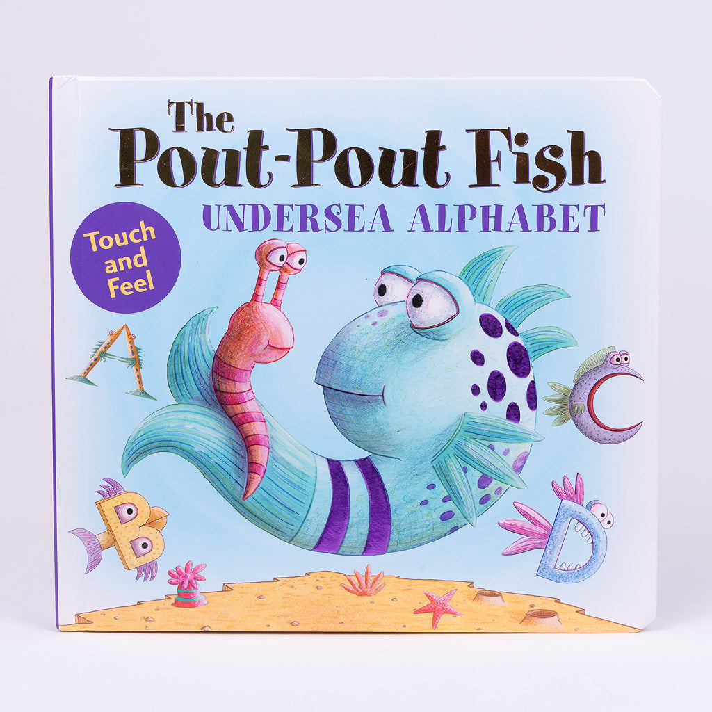 The Pout-Pout Fish Undersea Alphabet Book