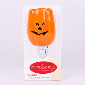 Pluggable Fragrance Warmer-Pumpkin (Jack O'Lantern)