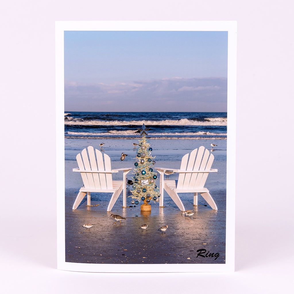 Photographic Art-Adirondack Christmas Notecards (Pack of 5)