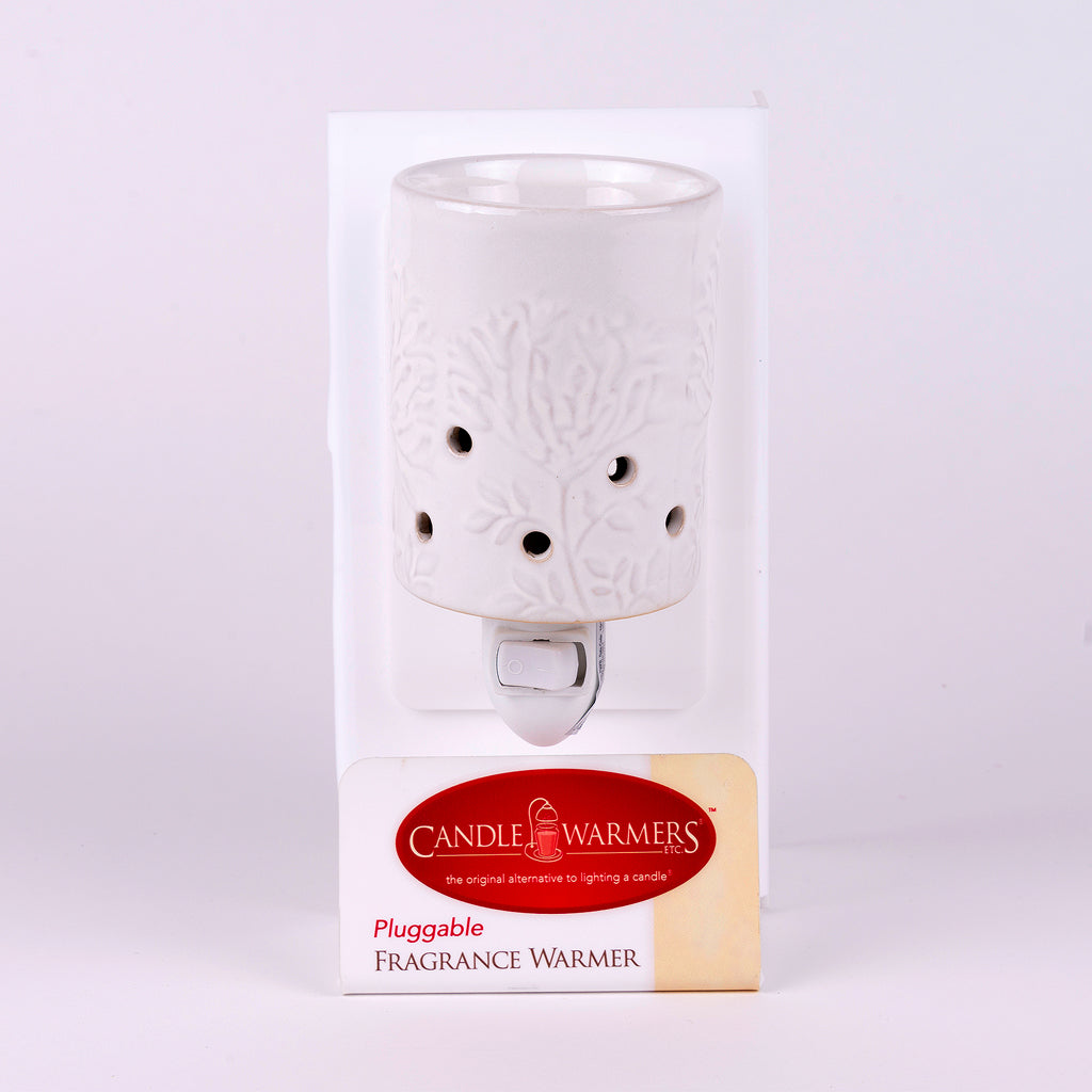 African White Lily Pluggable Fragrance Warmer