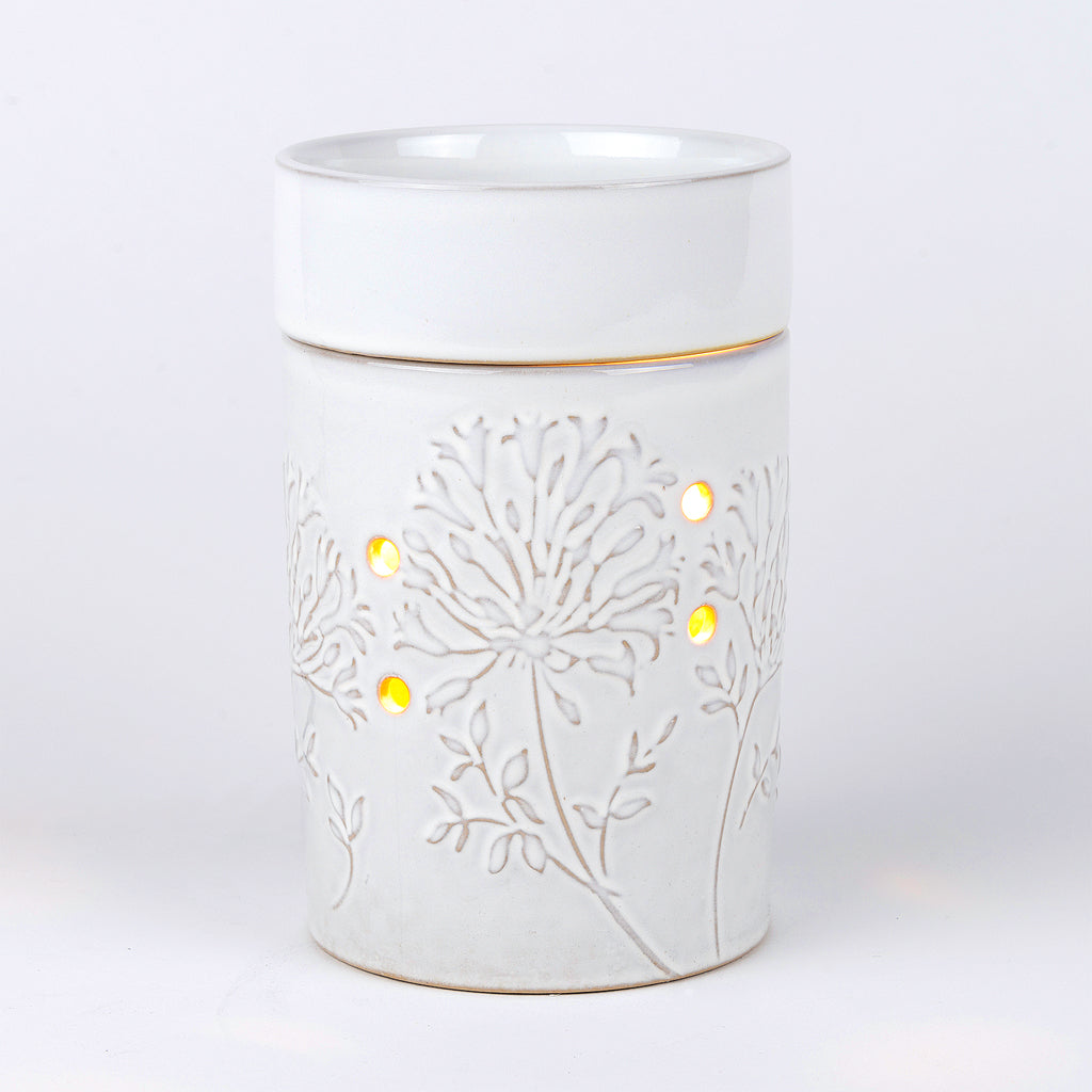 African White Lily Illumination Fragrance Warmer