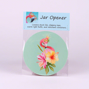 Flamingo Jar Opener