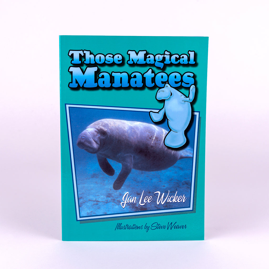Children's Book Those magical manatees