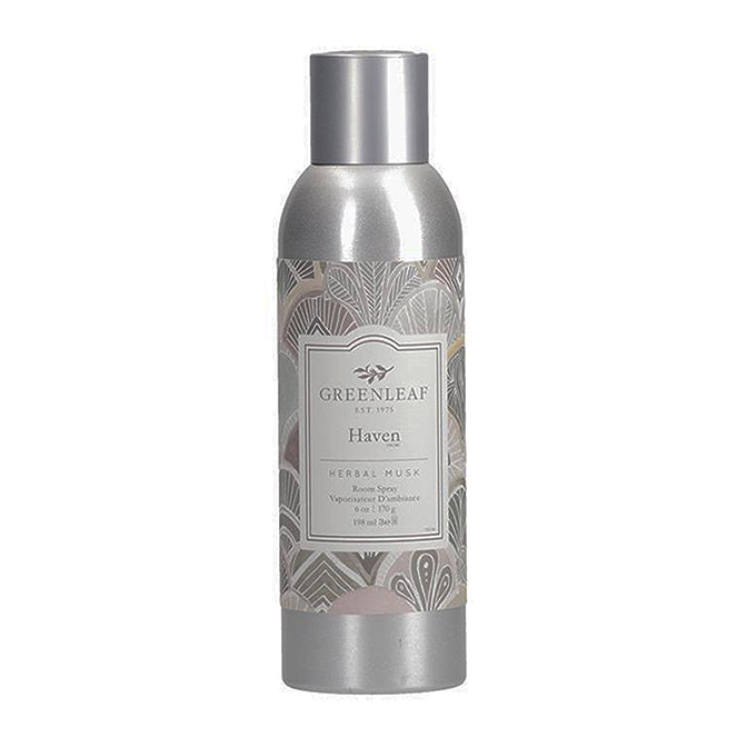 Room Aerosol Spray in Haven Fragrance