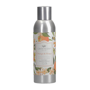 Room Aerosol Spray in Orange & Honey Fragrance