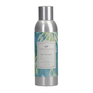 Room Aerosol Spray in Spa Springs Fragrance