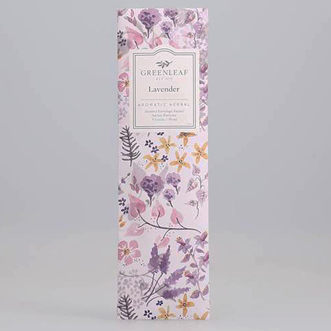 Slim Sachet in Lavender Fragrance