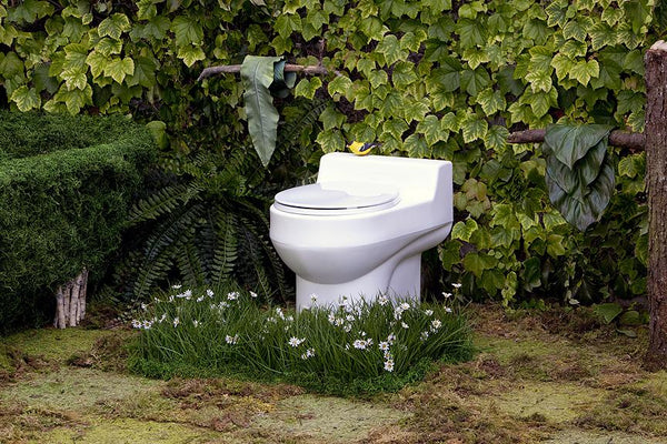 Envirolet Waterless Toilet