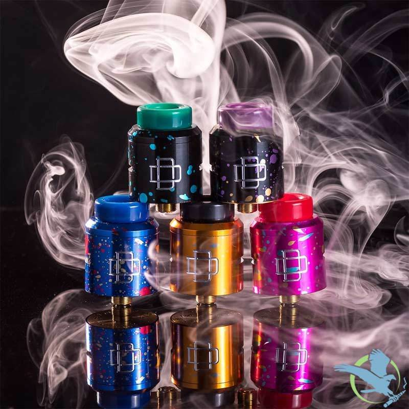 Augvape Druga RDA 24MM With Snap Clamp System - Splash Series